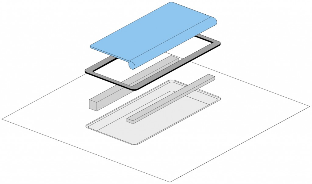 Apple wireless keyboard e Magic Trackpad (OLD)